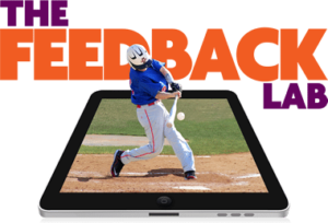 Feedback Lab Online Hitting Lessons Image