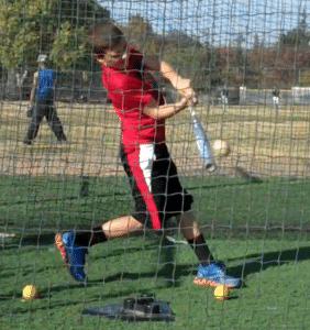 Baseball Hitting Video Trick For Longer Drives
