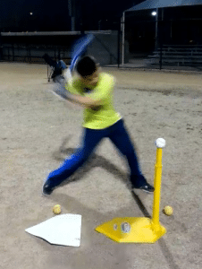 Softball Hitting Tips Video: Bat Speed Killer!
