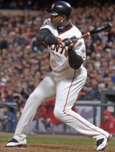 Baseball Hitting Tips: Barry Bonds Getting Shorter
