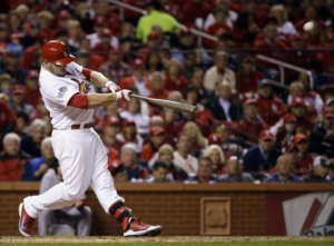 Matt Holliday Video: The Death Of Plate Discipline