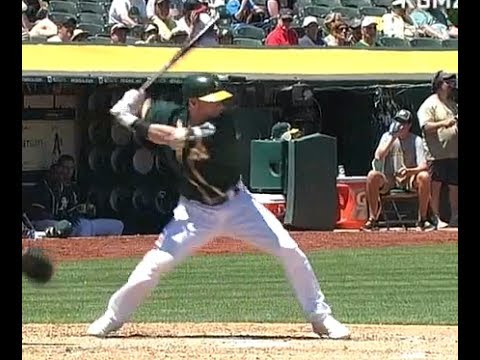"Josh Donaldson ""staying closed"" with this shoulders"