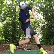 Baseball Lessons Online: Aidan B., Illinois