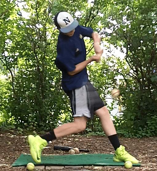 Baseball Lessons Online: Aidan B., Illinois