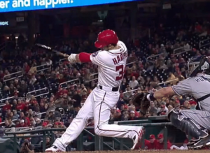 Bryce Harper VIDEO: Missing Repeatable Power?