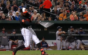 Adam Jones: High K%? Do These 2 Things...