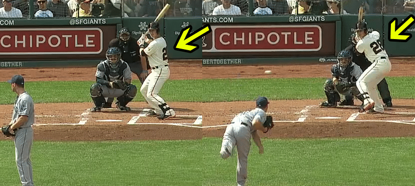 Buster Posey VIDEO: Not ALL In The Hips [Experiment]