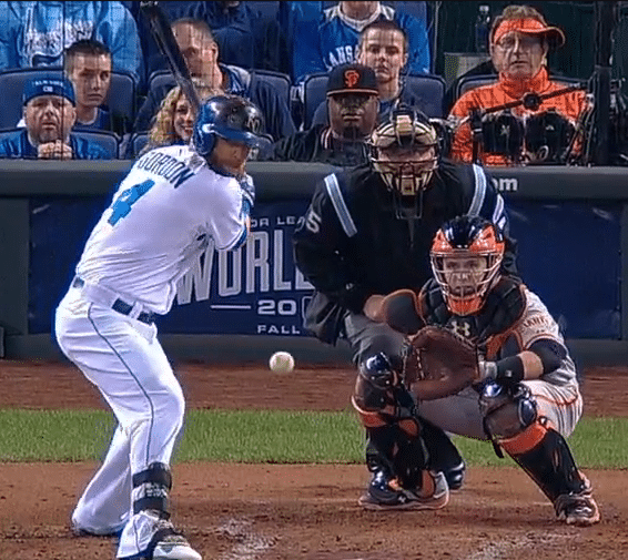 Alex Gordon VIDEO: Avoid This Stupid Mistake?