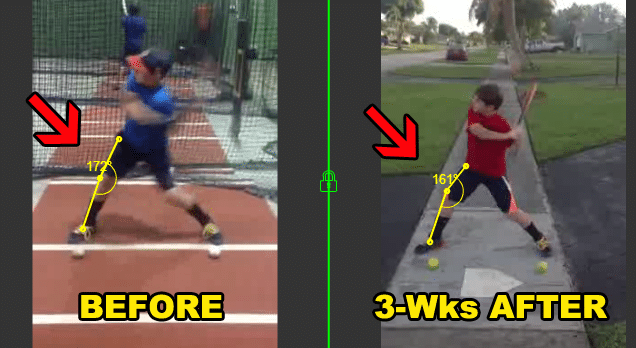 Baseball Training VIDEO: #1 Hitting Mistake To Boosting BABIP [Case Study]