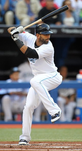 Jose Bautista Balanced Body in Motion
