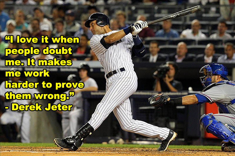 Baseball Quotes: Derek Jeter