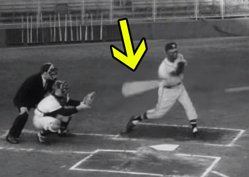 Hank Aaron Reveals Ways To Hit A Homer - Barrel Path