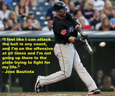 Baseball Quotes: Jose Bautista