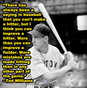 Baseball Photos: Ted Williams