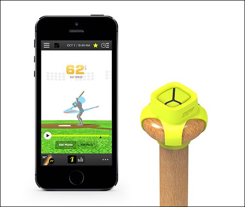Softball Batting Grip Experiment: Zepp