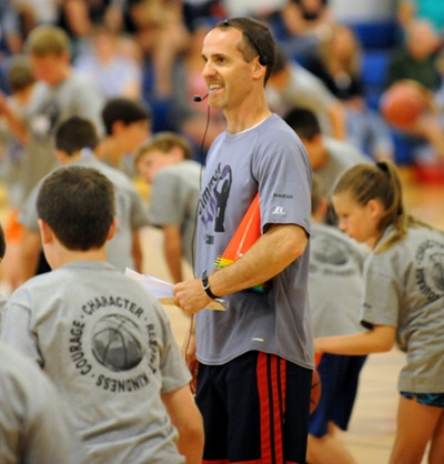 Coach Lee Taft