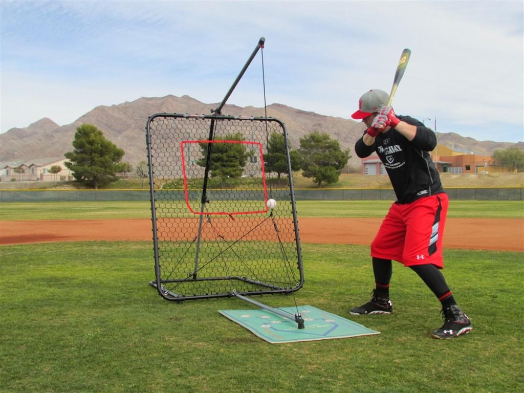 Baseball Swing Trainer: SwingAway Pro XXL