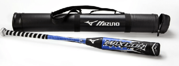 Baseball Batting Practice: Mizuno Bat Model Zepp Swing Experiment