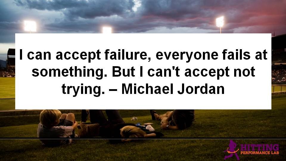 Baseball Batting Quotes: Michael Jordan