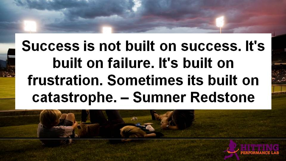 Baseball Batting Quotes: Sumner Redstone