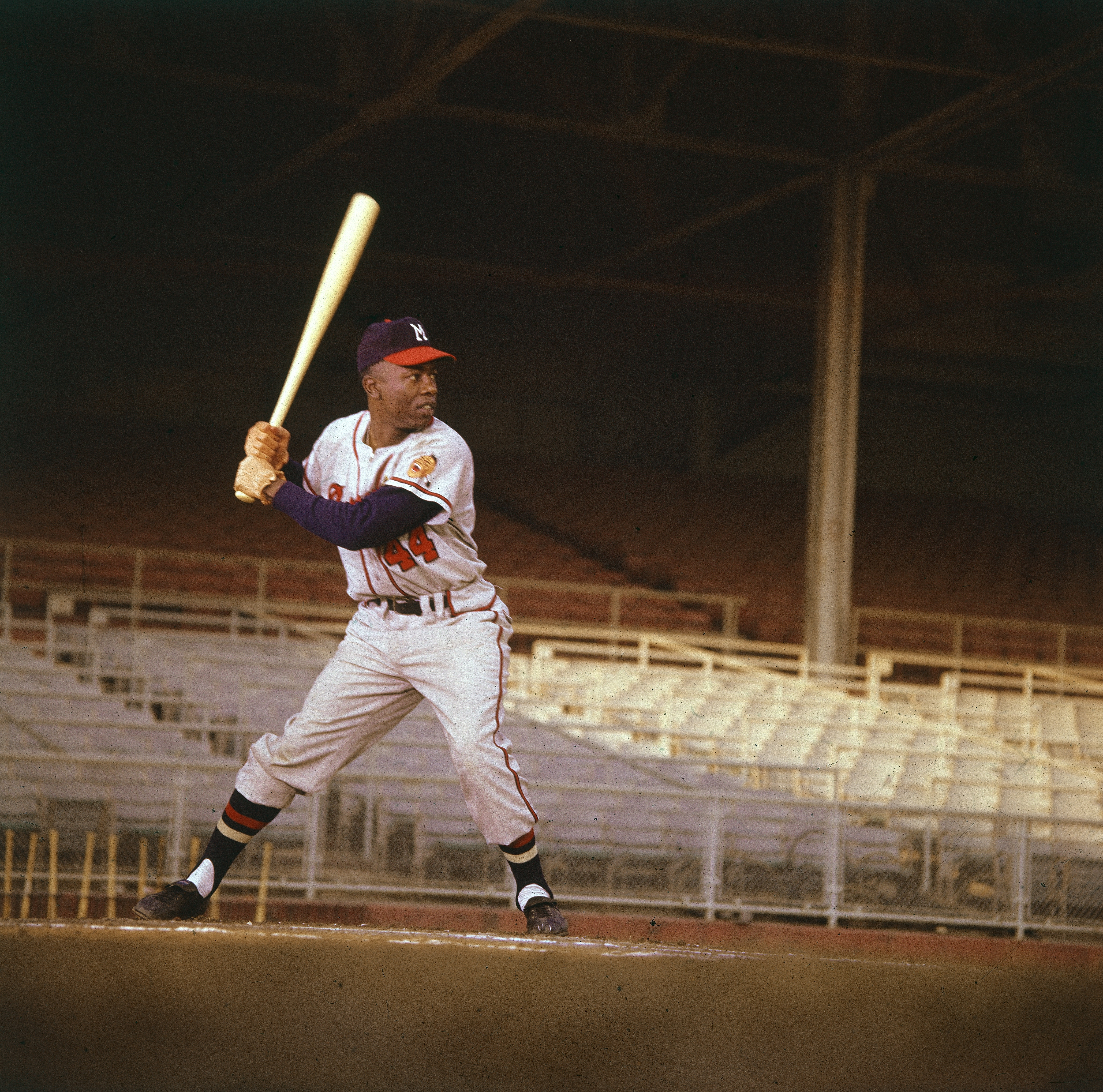 Little League Baseball Batting Tips: Hank Aaron & Catapult Loading System