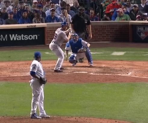 Baseball Batting Stance: Daniel Murphy