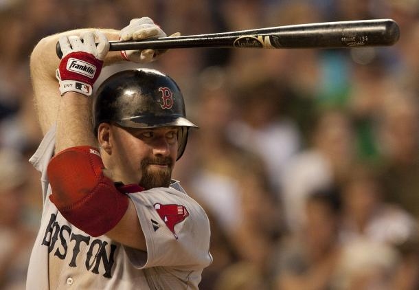 "Baseball Hitting Tips For Youth: Kevin Youkilis ""dainty hands"""