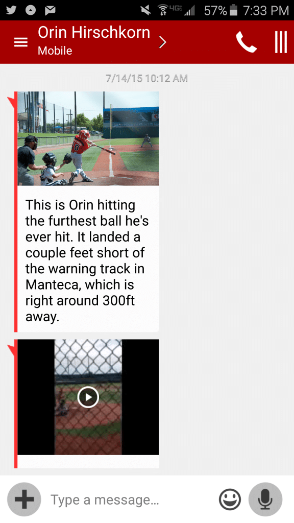 Baseball Hitting Drills for Kids: Orin Hirschkorn 300-Foot Homer