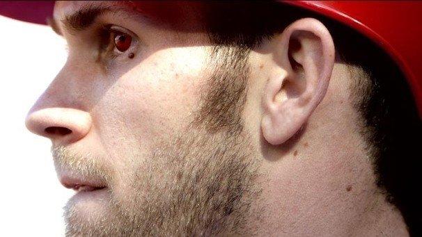 Baseball Vision Training: Bryce Harper's amber tinted lenses