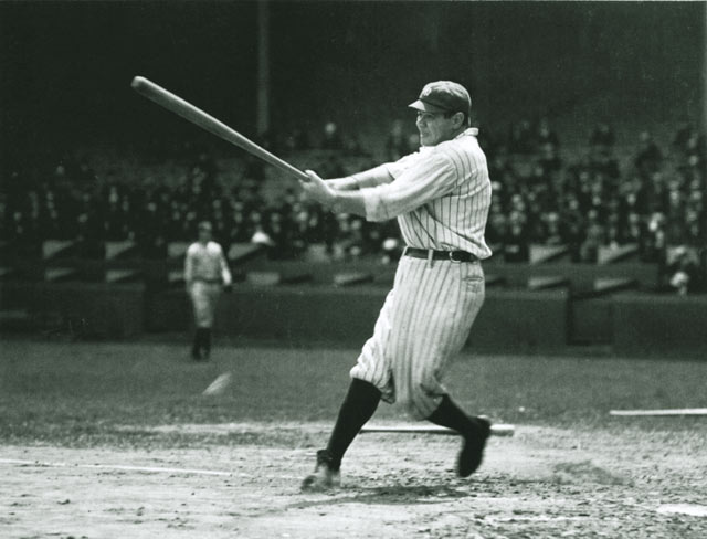 Baseball Hitting Drills for Power: Babe Ruth
