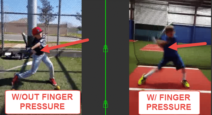 Jace: Fixing Bat Drag w/ Finger Pressure