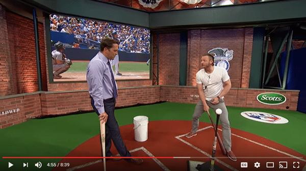 Baseball Batting Stance & Hitting Techniques: Josh Donaldson