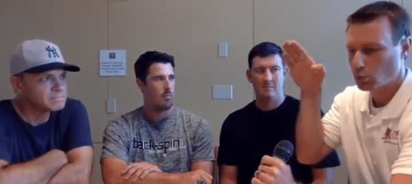 ABCA Hitting Think Tank: Matt Nokes, Taylor Gardner, Jarrett Gardner, & Joey Myers