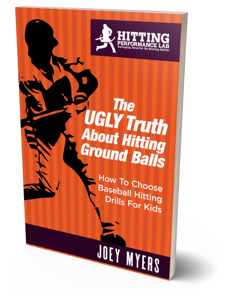 The UGLY Truth About Hitting Ground Balls Book on Amazon