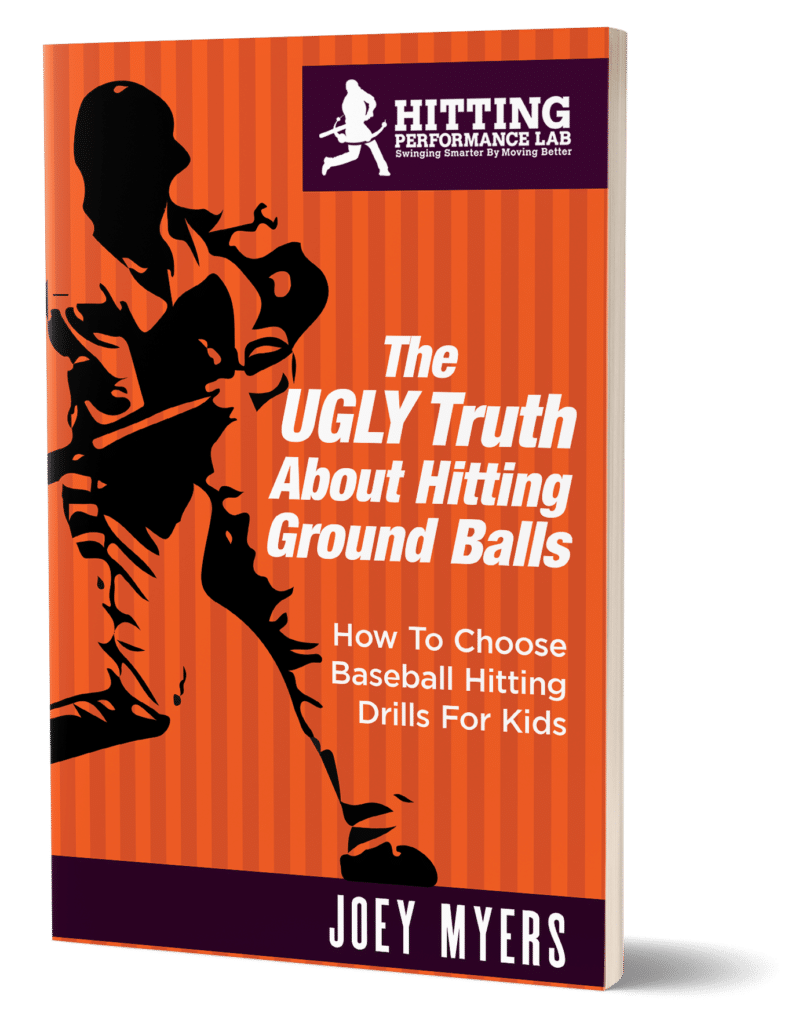 The UGLY Truth About Hitting Ground-Balls: How To Choose Baseball Hitting Drills For Kids