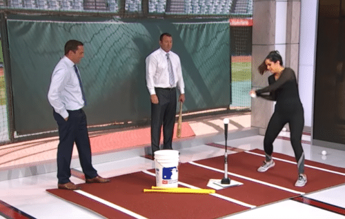 How to Hit to the Opposite Field: Jim Thome, Mark DeRosa, & Lauren Shehadi
