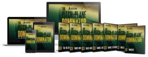 ⭐Pitch-Plane Dominator ADVANCED Online Video Course⭐ Image