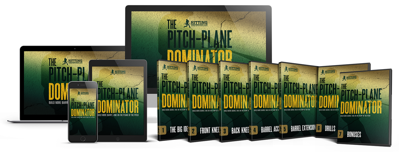Pitch Plane Dominator Online Video Course