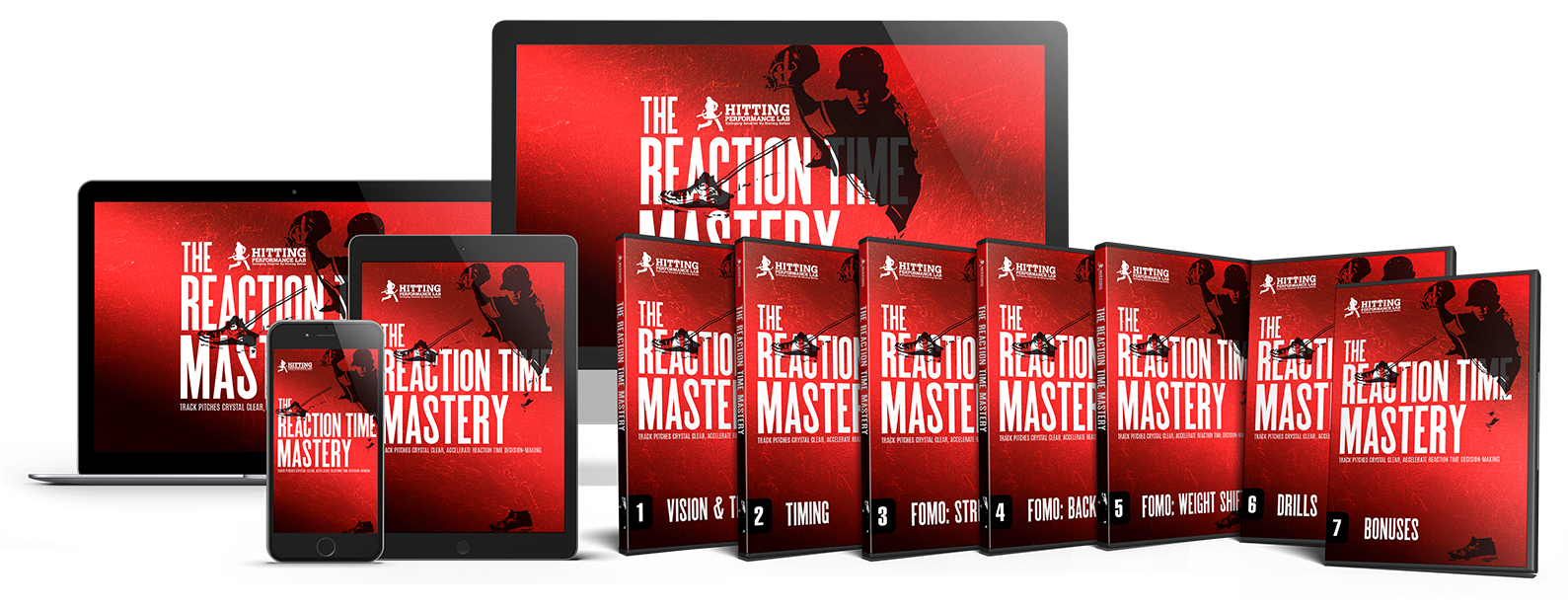 The Reaction Time Mastery online video mini-course