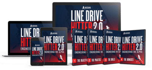 ⭐Line Drive Hitter 2.0: Engineering The Alpha STARTER Online Video Mini-Course⭐ Image
