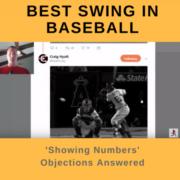 best swing in baseball