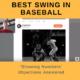 best swing in baseball