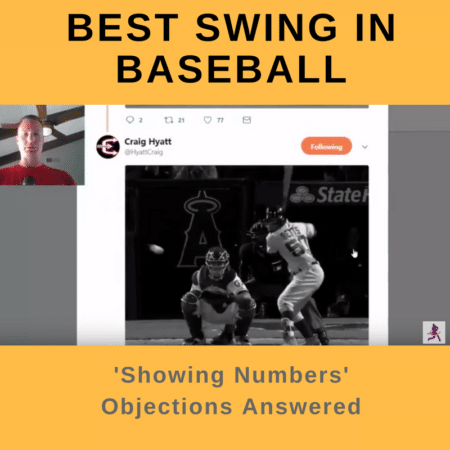 Best Swing in Baseball: Mookie Betts hitting inside pitch and 'showing numbers'