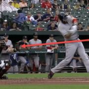JD Martinez Swing Analysis