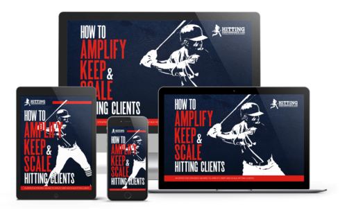 ⭐Amplify, Keep, & Scale Hitting Clients ADVANCED Online Video Course⭐ Image
