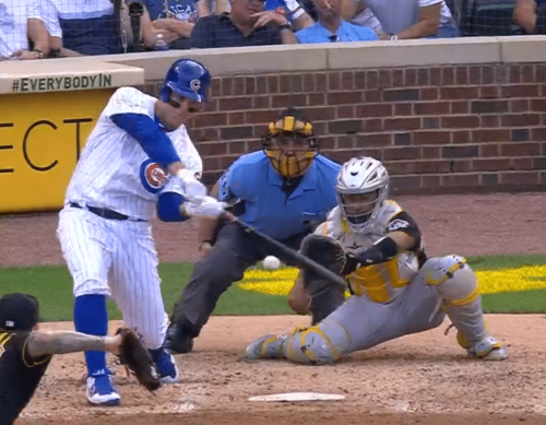 Anthony Rizzo Swing Mechanics