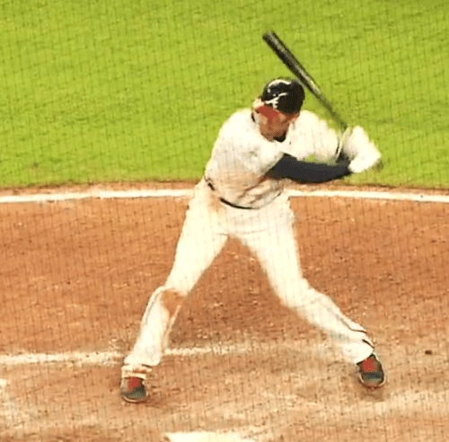 Freddie Freeman Swing Analysis