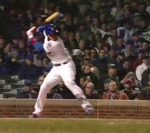 Javier Baez Swing Analysis