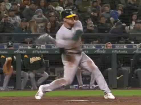 Matt Chapman Swing Analysis