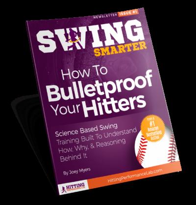 Hitting Drills For Kids: Swing Smarter Newsletter Monthly